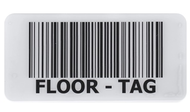 Latest Floor-tag® innovation by Torchwood