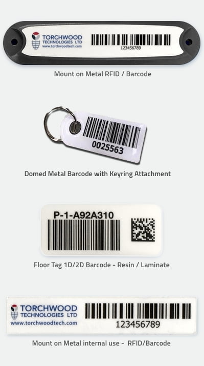 Torchwood Technologies is an innovative UK manufacturer of rugged RFID tags and barcode labels